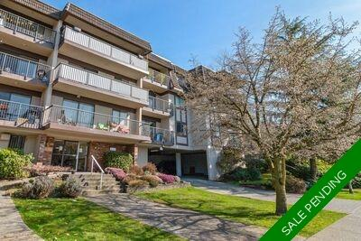 Lower Lonsdale Unit on Quiet Street!